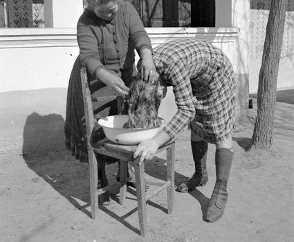 Hajmosás, 1940.