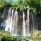 Horvátország- Plitvicei tavak, vízesés