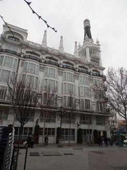 Madrid, télen 4