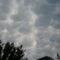2012 június. Érdekes felhőzet.