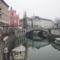 A Száva folyó Ljubljanában