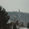 Közelben a havas Nándormagaslat. (2013.jan.21.)