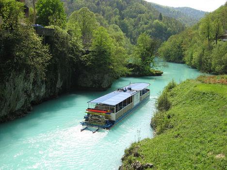 MostNa Soci- Szlovénia