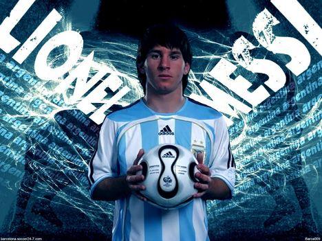 144958Leo Messi Argentina