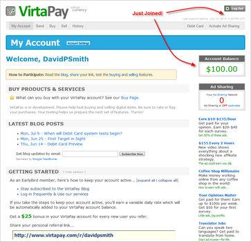 VirtaPay-ScreenShot
