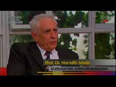 Dr Horváth istván prof