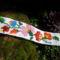 Kalocsai tavaszváró karkötő