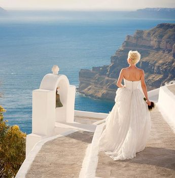 Santorini Wedding ♥