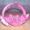 Rózsaszín kosárka