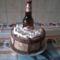 Sörös hordó torta