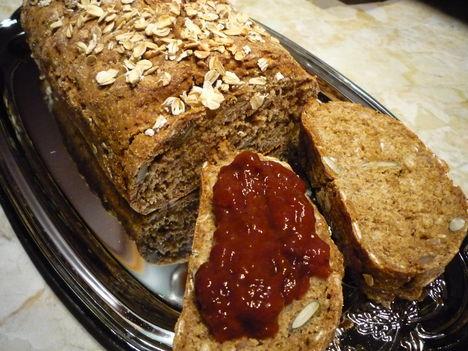 zabpelyhes finom kenyér