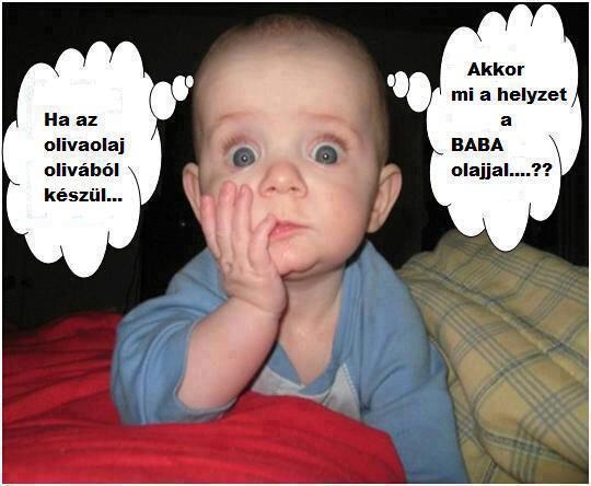 vicces babaváró idézetek Kisgyerek: babák viccesen 8 (kép)
