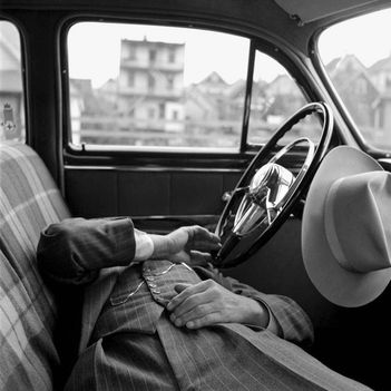 Vivian Maier: Undated, New York, NY (Maloof Collection)