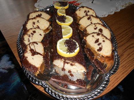 Csokoládés-citromos őzgerinc