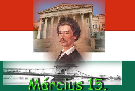 MÁRCIUS 15