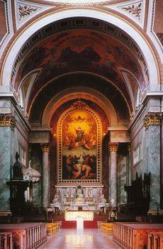 esztergomi_bazilika_belso