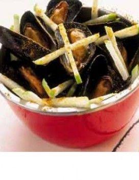 currys kagylósaláta