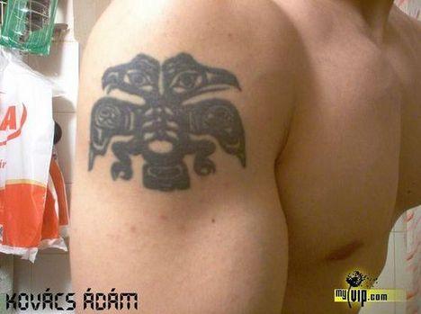haida indian tattoo