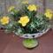Horgolt virág Klárinak 008
