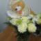 Maci rózsával