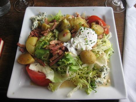 St-Germain saláta