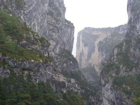 Verdon-kanyon (esőben) 6