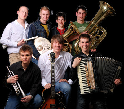 Die Adlersteiner zenekar