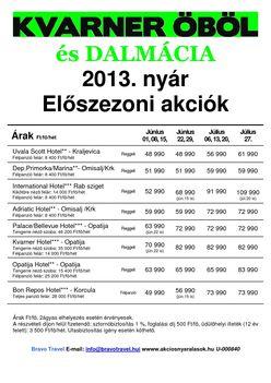 Horvátország_akciok_bravotravel