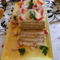 Barna kenyérből torta