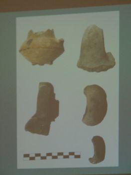 ásatási leletek
