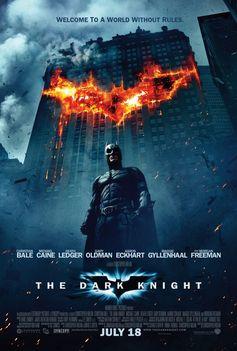 Batman a sötét lovag plakát