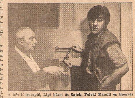 Feleki Kamill és Eperjes Károly
