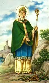 index szent Patrik az írek szent püspöke