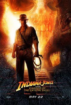 Indiana Jones és a kristály koponya