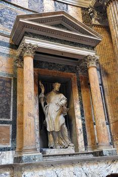 St. Rasius (S. Erasio) (1727) by Francesco Moderati