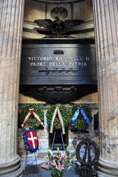 Tomb of King Victor-Emmanuel II (1820-1878)