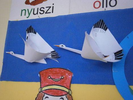 Megérkeztek a gólyák :-)