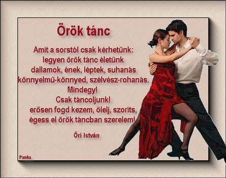 Örök tánc