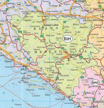 Bosznia-Hercegovina