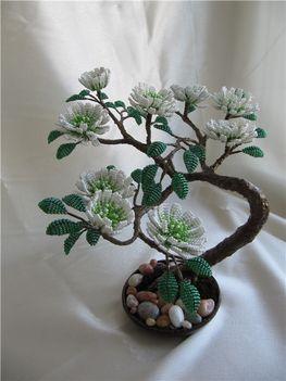 Virágos bonsai