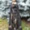 textil szobor