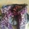 Dögös lila táska