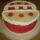 Judith torta díszítései (recept nélküli)