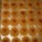 Linzer karikák - sütés előtt