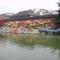 Nanjing 2 Nanjing folyó a belvárosban