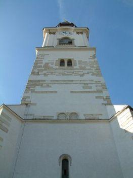 Ref. templom toronyelő Kecskemét