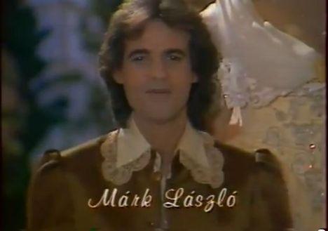 Márk László - A titkos házasságban