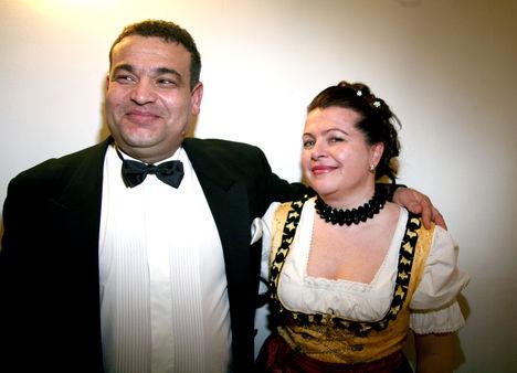 Farkas Zsolt és Bordás Cecília