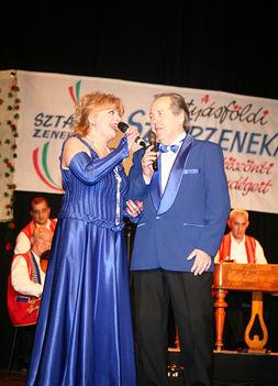 Kátai Zsuzs és Fazekas József operett duette