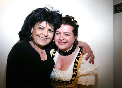 Rupa Ilona és Bordás Cecília